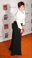 Sharon Osbourne Strips Down In Naked Selfie
