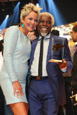 Inka Bause and Billy Ocean