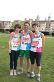 Amelia Cook, Brendan Healy and Claire Ferraro