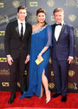 Carter Thicke, Tanya Callau and Alan Thicke