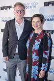 Noah Cowen and Isabella Rossellini