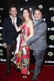 James Marsden, Kathryn Hahn and Jack Black