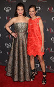 Debi Mazar and Cynthia Rowley
