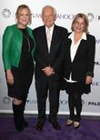 Lori McCreary, Bob Schieffer and Barbara Hall