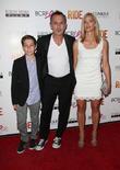 Robert Knepper, Nadine Kary and Benjamin Knepper