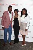 William Gay, Rose Kirk and Uzo Abuda