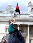 Member and Trafalgar Square