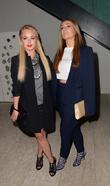 Jorgie Porter and Gemma Merna