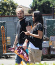 Zoe Saldana-Perego Shares Complicated Last Name Policy