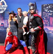 Kimberly Van Der Beek, James Van Der Beek, daughter and son