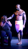Sheryl Underwood and Tyson Beckford