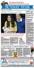 Newspaper and Royal