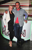 Kerry Katona and Aj Khaliq