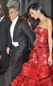 George Clooney and Amai Alamuddin
