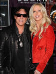 Neal Schon, Michaele Schon and Journey
