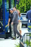 Leah Remini and Tony Dovolani