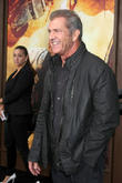 Mel Gibson's Girlfriend Snubs Cops Over Snapper Clash