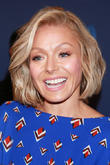 Kelly Ripa And Thomas Roberts Honoured At The 26th GLAAD Media Awards