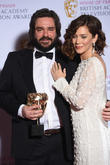 Anna Friel and Matt Berry