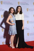 Maisie Williams and Sophie Mcshera