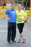 Bill Turnbull and Louise Minchin