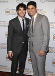 Darren Criss and Gabriel Blau