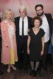 Andrew Karpen (ceo Bleecker Street), Blythe Danner, Sam Elliott, Rhea Perlman, Brett Haley (director) and Marc Basch (co-writer)