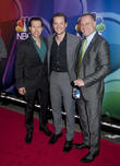 Jon Seda, Jesse Lee Soffer and Jason Beghe
