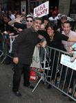 David Letterman, Gary Dellabate and Mariann Tepedino