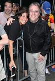 David Letterman, Mariann Tepedino and Vinnie Favale