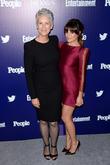 Jamie Lee Curtis and Lea Michele