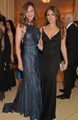 Trinny Woodall and Elizabeth Hurley