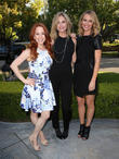Amy Davidson, Ashley Jones and Brooke Anderson