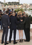 Tom Hardy, Charlize Theron, Nicholas Hoult and George Miller