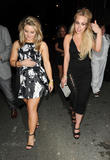 Jorgie Porter and Jazmine Franks