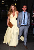 Catherine Tyldesley and Tom Pitfield
