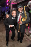 Cornel West and James Carter