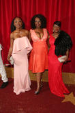 Diane Parish, Ellen Thomas and Tameka Empson