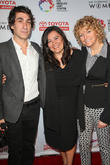 Brent Bolthouse, Annie Goto and Kelly Lynch