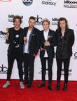 Louis Tomlinson, Liam Payne, Niall Horan and and Harry Styles of One Direction