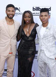 Jussie Smollett, Estelle and Bryshere Y Gray