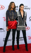 Jourdan Dunn and Kendall Jenner