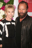 Sting, Gordon Sumner and Trudie Styler
