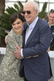 Michael Caine and Rachel Weisz