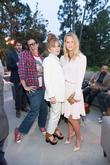 Johnny Knoxville, Kimberly Muller and Kelly Sawyer Patricof