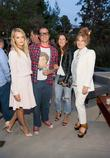Kelly Sawyer Patricof, Johnny Knoxville, Naomi Nelson and Kimberly Muller