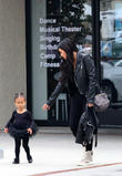 Kim Kardashian and Nori West