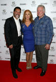 Clint Holmes, Kelly Clinton and David Siegel