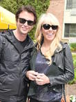 Jonathan Cheban and Dina Lohan