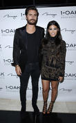 Thanksgiving Brings Out The Best In Kourtney Kardashian's Relationship With Her Ex